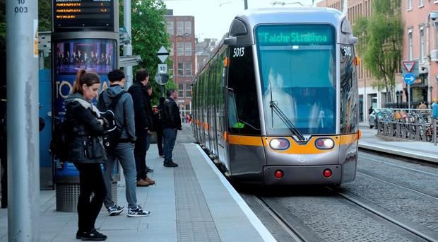 You want to live near a Luas stop? Here's how much it adds to the average property price