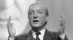 The NIO file said Charles Haughey's idea following the Gibraltar killings was that the RAF would fly the bodies direct to Belfast, rather than via a charter flight to Dublin organised by the dead men's families. Stock picture