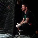 16 July 2017; Coach John Kavanagh at UFC Fight Night Glasgow in the SSE Hydro Arena in Glasgow. Photo by Ramsey Cardy/Sportsfile