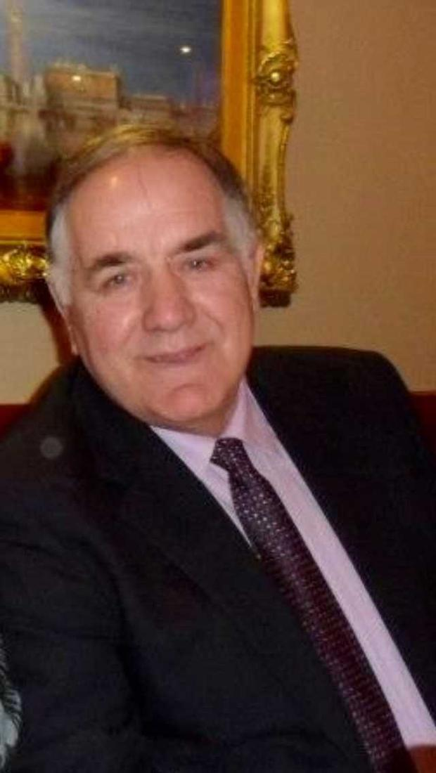 Jimmy Power died aged 66