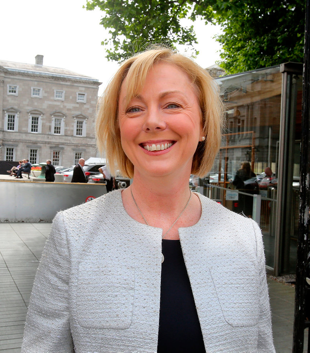 Confusion: Social Protection Minister Regina Doherty. Photo: Tom Burke