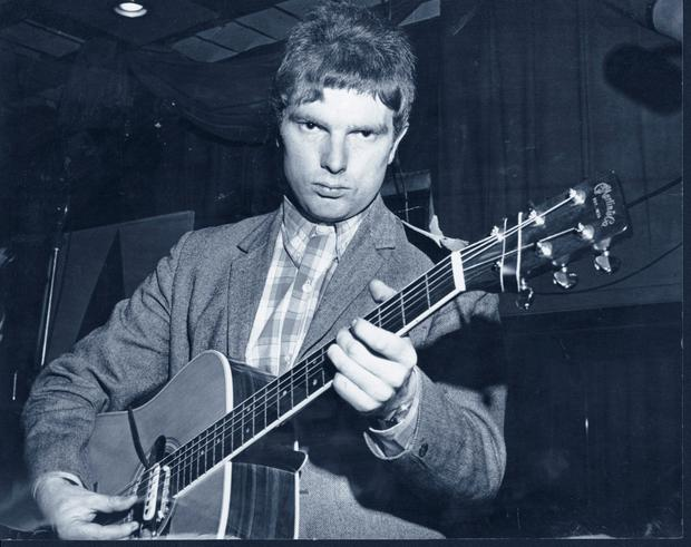 Morrison pictured in the 1960s