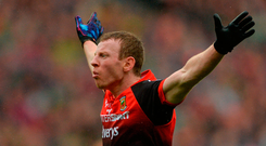Mayo are expecting another outstanding performance from Colm Boyle Photo: Sportsfile