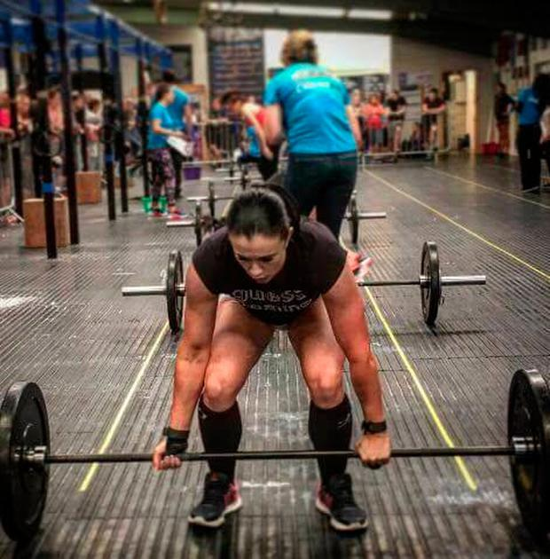 Tara Mooney says women are deterred by the negative image that powerlifting sometimes has