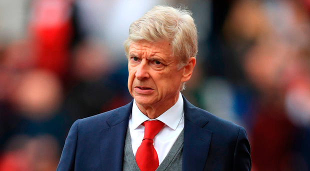 Arsenal manager Arsene Wenger Photo: Mike Egerton/PA Wire