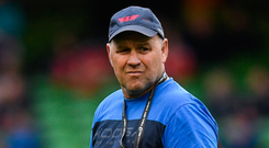 Wayne Pivac: 'This team can go out there and get better and better. We can improve again' Photo: Ramsey Cardy/Sportsfile