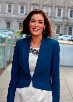 Kate O'Connell TD Picture: Tom Burke