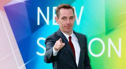 TV presenter Ryan Tubridy is said to be among those who have benefited from the artist tax exemption scheme. Picture: RollingNews.ie