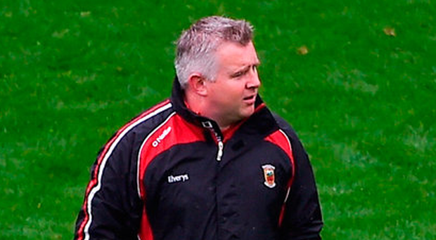 Mayo manager Stephen Rochford. Photo by Daire Brennan/Sportsfile
