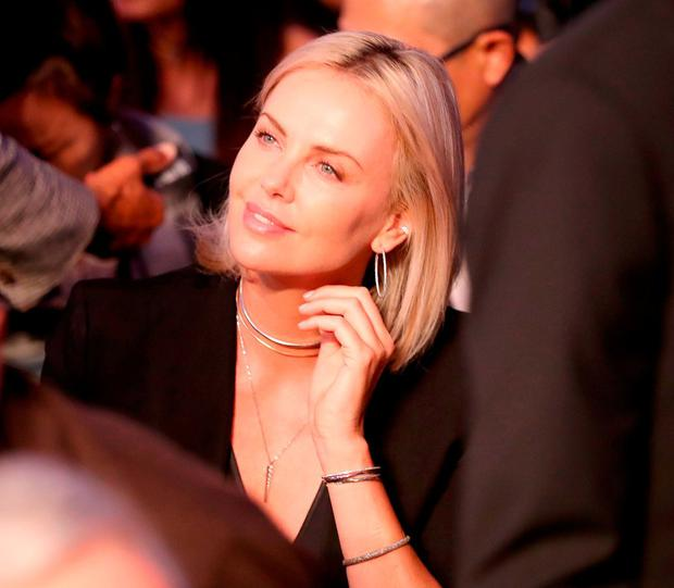 Actress Charlize Theron. Photo by Christian Petersen/Getty Images