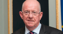 Justice Minister Charlie Flanagan. Photo: Gareth Chaney/Collins
