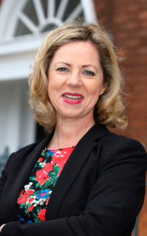 Sue O'Neill, chair of the Small Firms Association