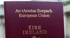 Lauren Conlon said her landlord refused to give her passport back unless she paid him