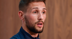 Conor Hourihane. Photo: Eóin Noonan/Sportsfile