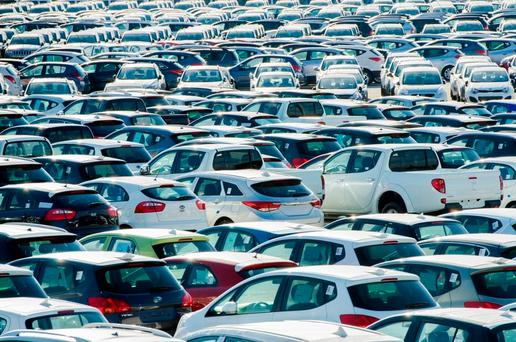 Falling prices have helped to boost sales of new cars. Stock photo
