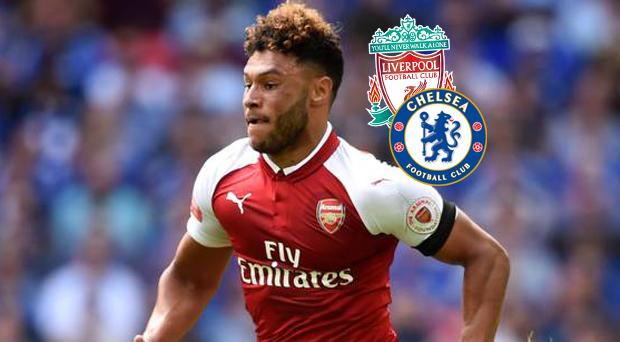 Chelsea will now work quickly to try to wrap up a £35million deal for Oxlade-Chamberlain. Photo: PA