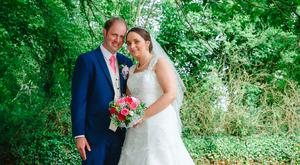 John Murray and Caitriona Fox-Murray married in Mitchelstown on July 29, 2016