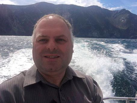 Seán Molloy is now manager of Achill Tourism