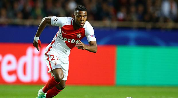 Thomas Lemar of Monaco