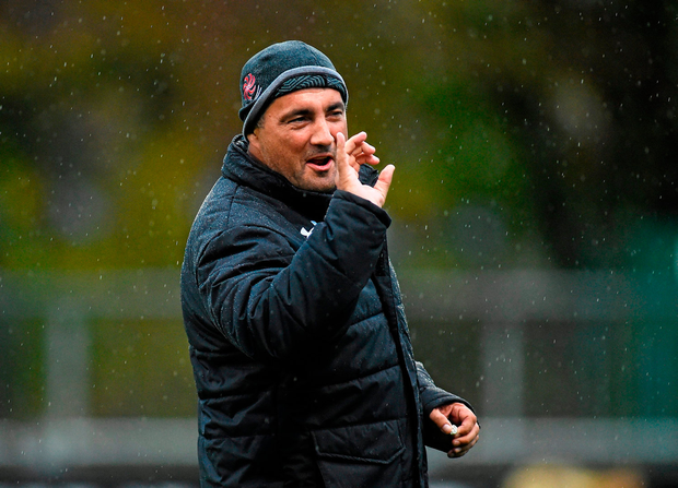 Michael Bradley takes up the reins at Zebre following a stint in Georgia and Romania. Photo: Sportsfile