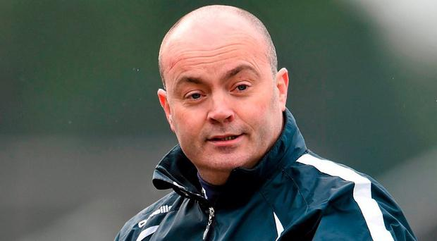 Anthony Daly has taken over at Kilmacud Crokes