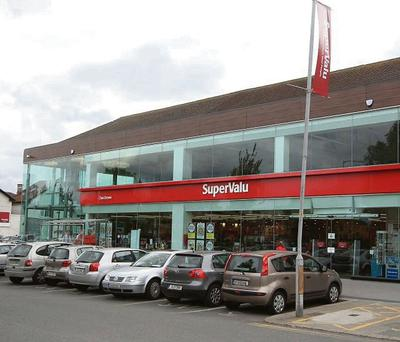 SuperValu has managed to retain the top spot