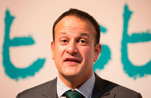Taoiseach Leo Varadkar TD Photo: Gareth Chaney/Collins