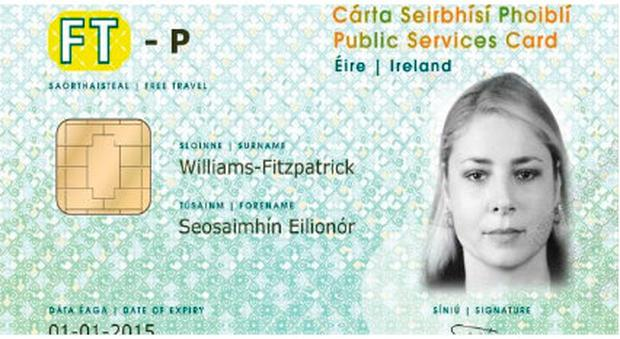 Taoiseach insists Public Services Card