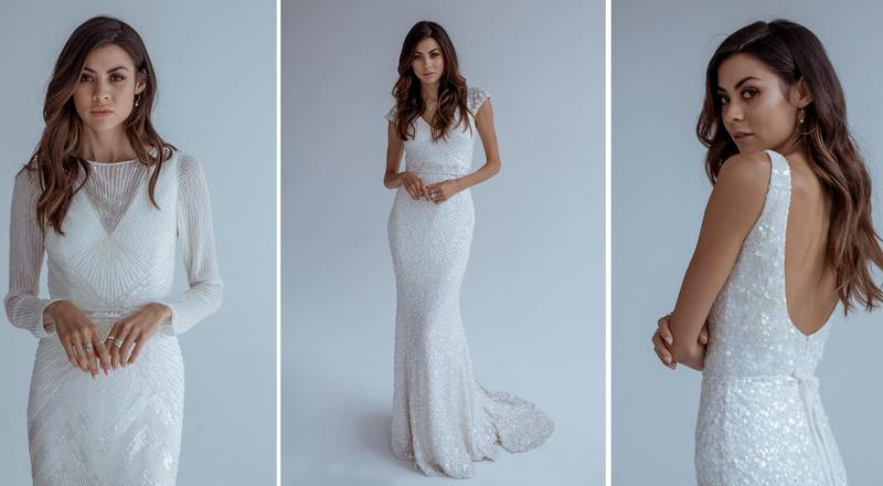 These are the top trending wedding dresses in the world right now