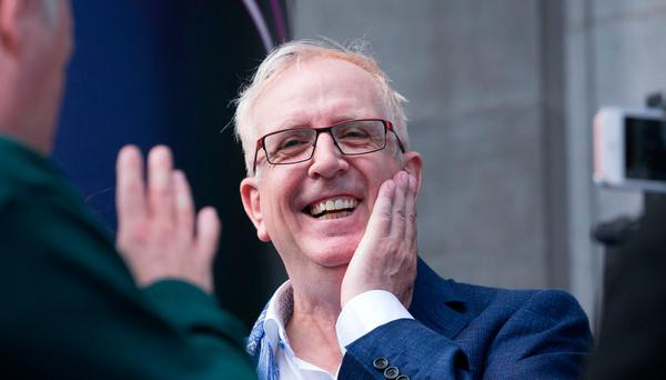Rory Cowan at TV3's new season launch at The National Concert Hall. Picture: Gareth Chaney Collins