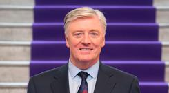 Pat Kenny at TV3's new season launch at The National Concert Hall. Picture: Gareth Chaney Collins