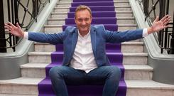Mario Rosenstock at TV3's new season launch at The National Concert Hall. Picture: Gareth Chaney Collins