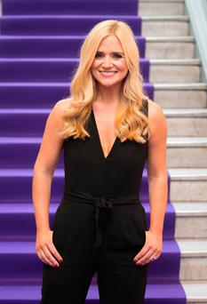 Karen Koster at TV3's new season launch at The National Concert Hall. Picture: Gareth Chaney Collins