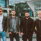 Kodaline promote Dublin. Photo: Tourism Ireland
