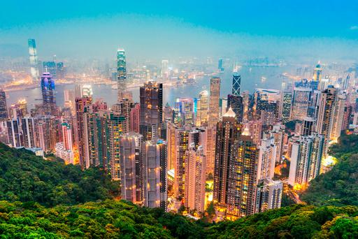 Cathay Pacific will operate four flights a week to Hong Kong