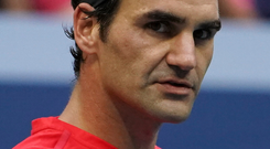 Roger Federer. Photo: USA Today Sports