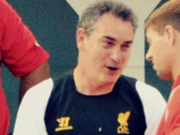 Pep Segura was earmarked to be Liverpool's sporting director