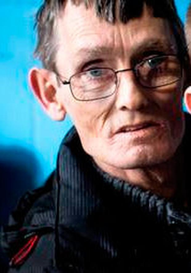 John Devoy became addicted to heroin for the second time after his daughter died