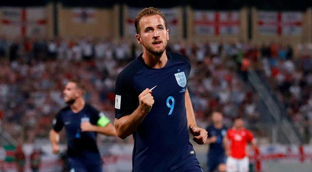 Late goal surge boosts England