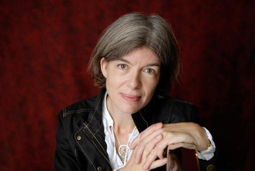 Claire Messud, who appears at Dun Laoghaire LexIcon on September 22