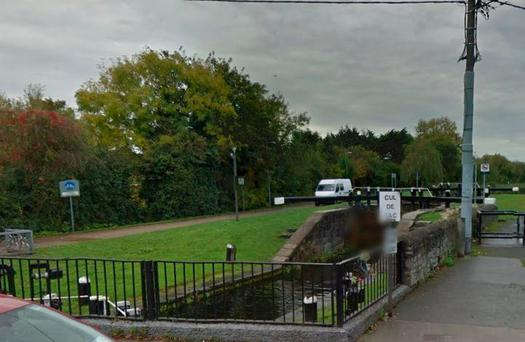 Ninth Lock, Clondalkin (Photo: Google Maps)