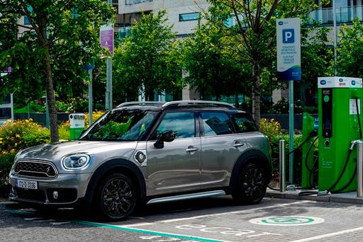 NIPPY SWEETY: The Mini Cooper Countryman S E ALL4 is a solid, premium car – with a solid, premium price