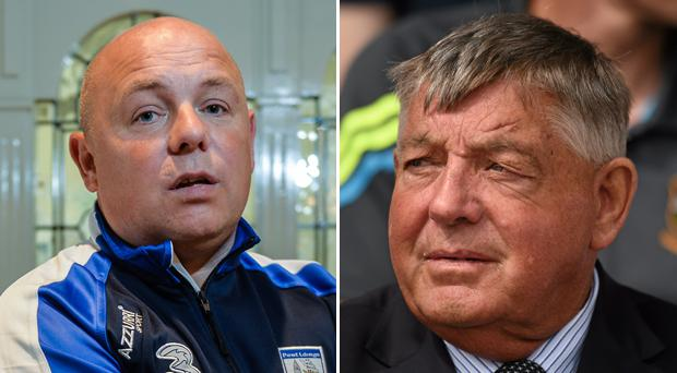 Michael 'Babs' Keating wants Derek McGrath to resign if Waterford lose today