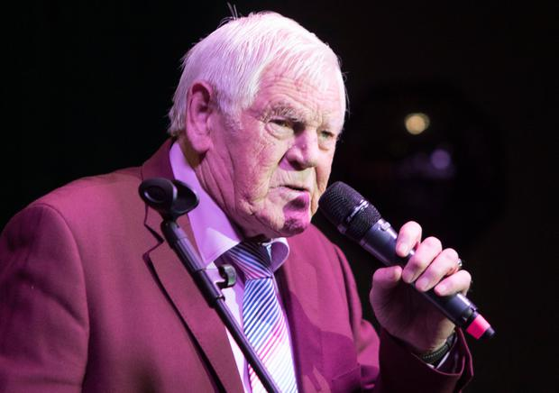 Big Tom, who came out of retirement for the show. Photo: North West Newspix