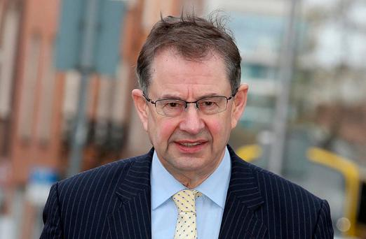 Brokenshire in Stormont talks with five main NI parties