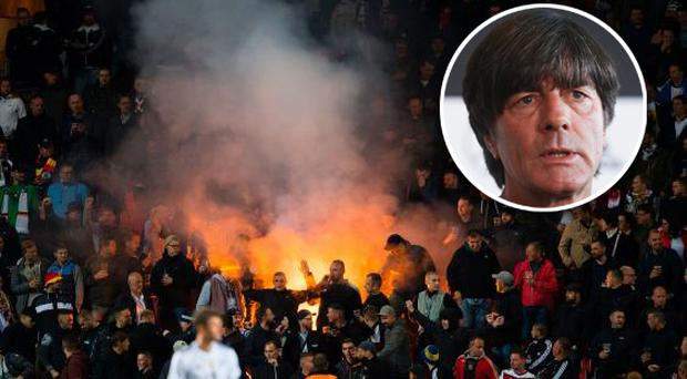 Joachim Low said the behaviour brought shame on Germany