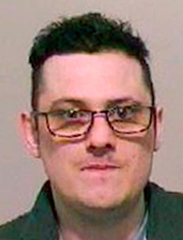 Northumbria Police handout of Paul Leighton, who tricked scores of youngsters across the world into sending him nude selfies then blackmailed them into sexually abusing young relatives on camera has been jailed for 16 years.Photo credit should read: Northumbria Police /PA Wire