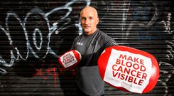 Boxing legend Barry McGuigan Picture: Naoise Culhane