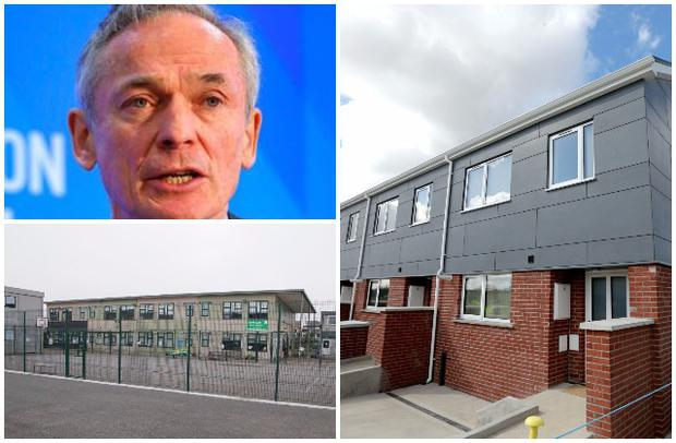 Fire safety audits at five schools found breaches