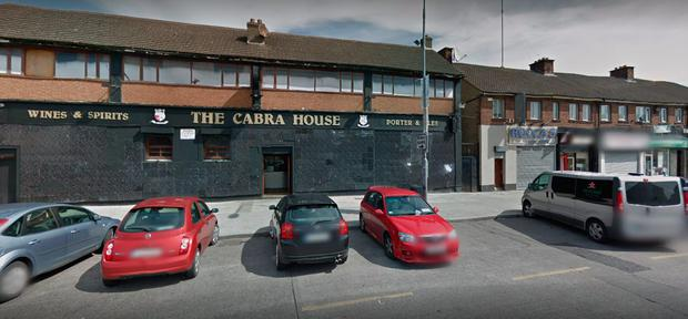 The Cabra House Dublin. Picture: Google Maps
